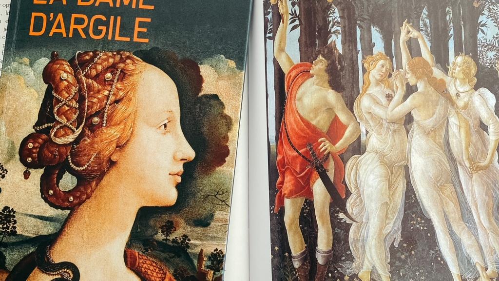 La Dame d'argile, de Christiana Moreau : la sans pareille