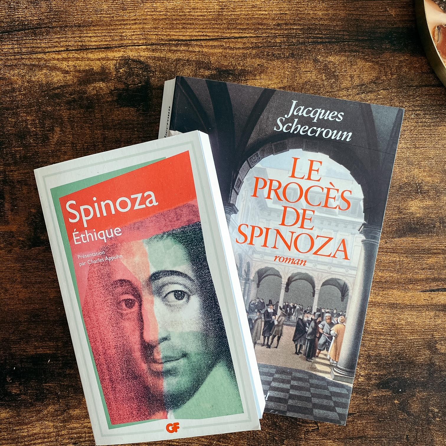 Le Procès de Spinoza, de Jacques Schecroun : un esprit libre