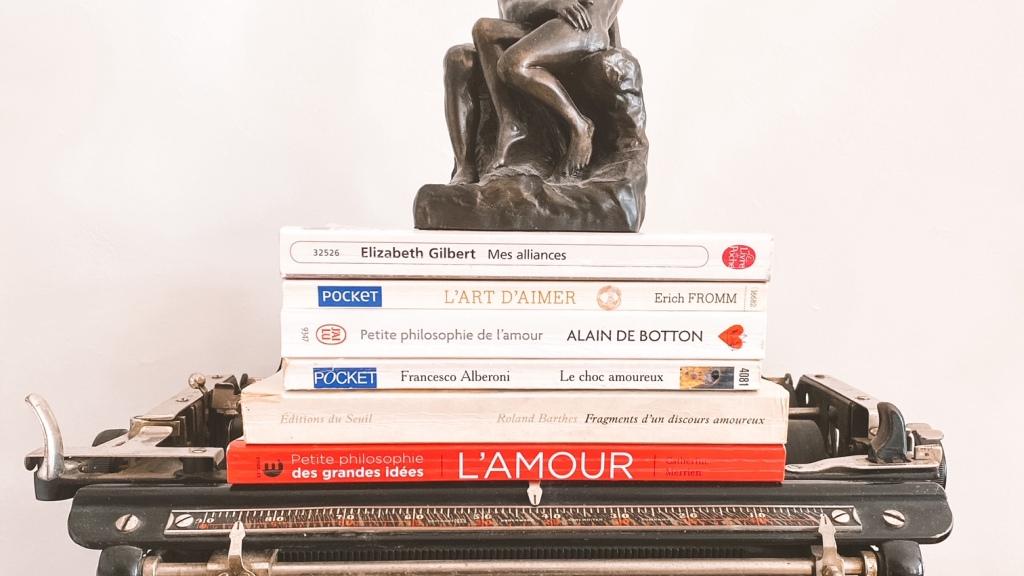 Les meilleurs livres sur l'amour et le couple...