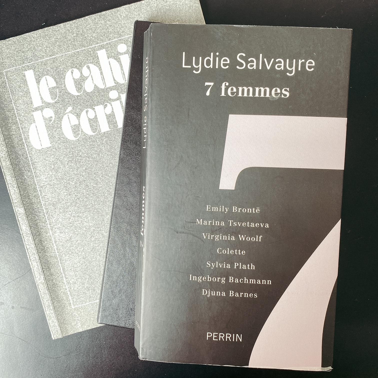 7 femmes, de Lydie Salvayre : l'écriture, la vie