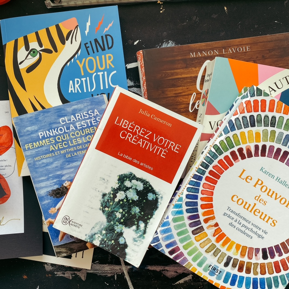 Les meilleurs livres pour développer la créativité