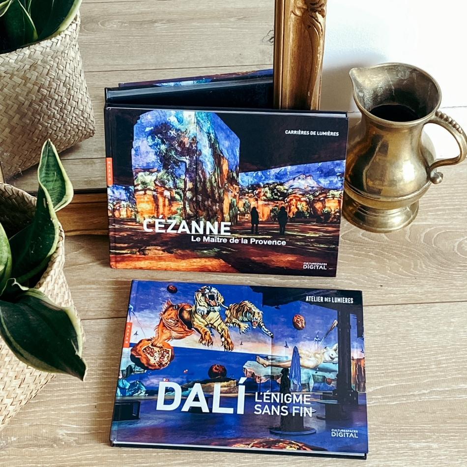 Cézanne, maître de la Provence / Dali, l'énigme sans fin : immersion artistique
