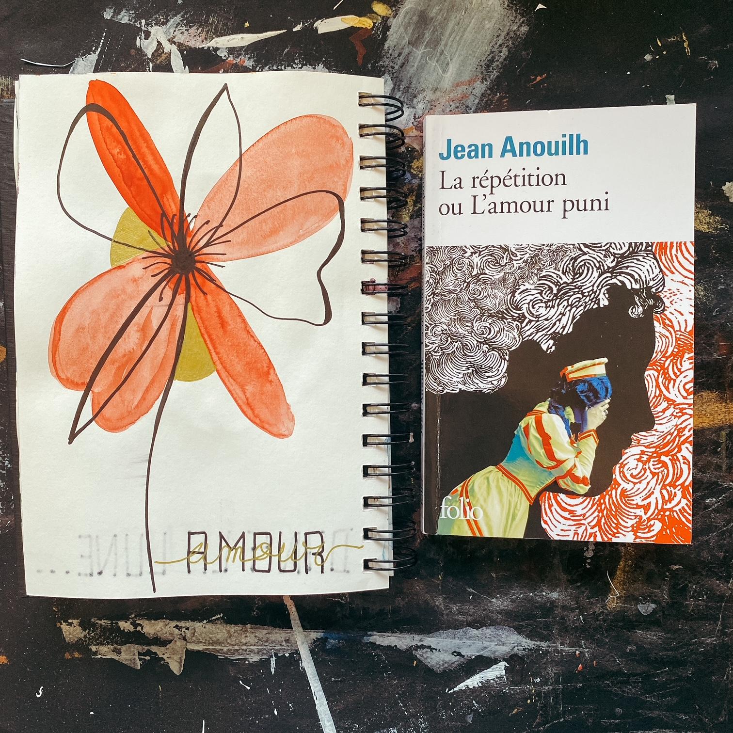 La répétition ou l'amour puni, de Jean Anouilh : marivaudage triste...