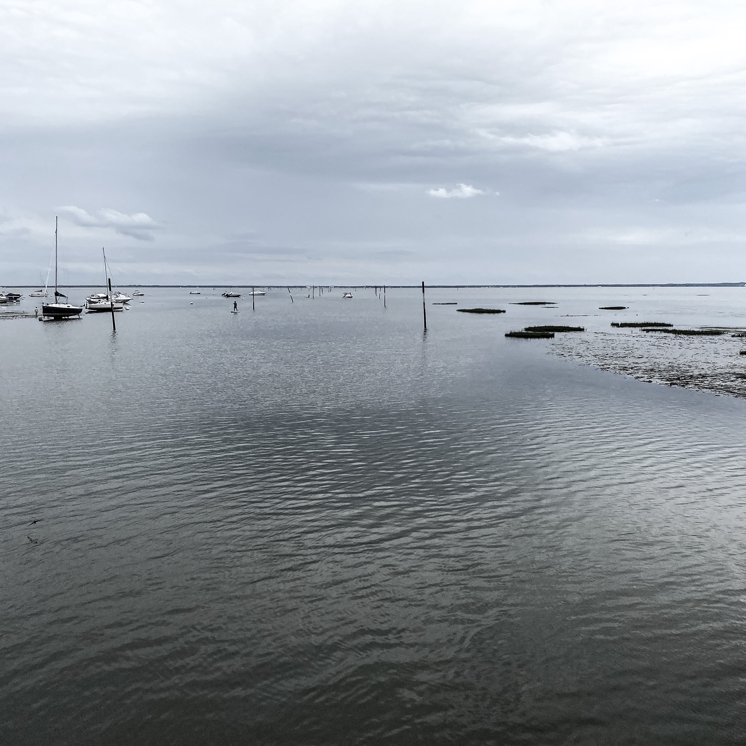 Bassin gris