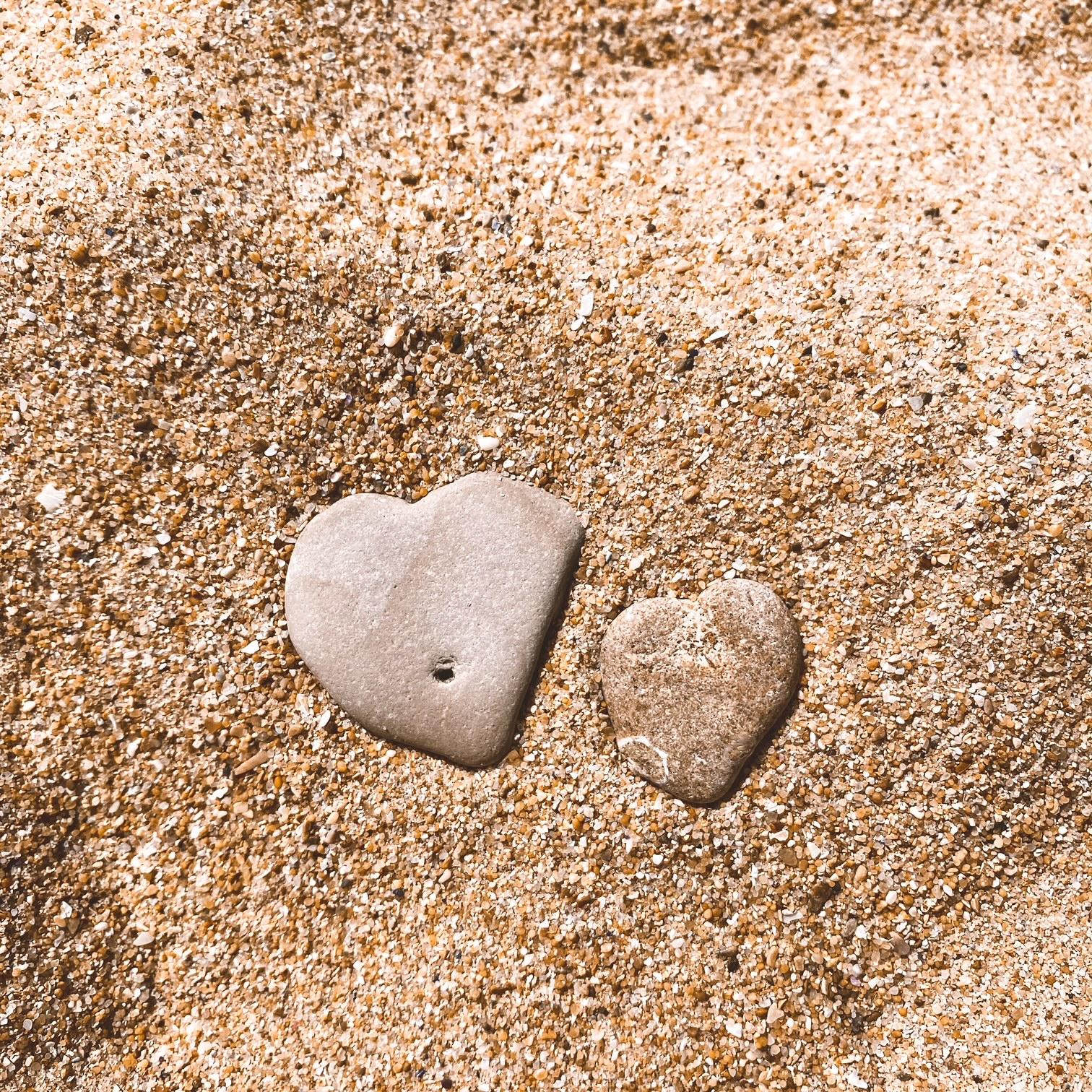 Deux cœurs