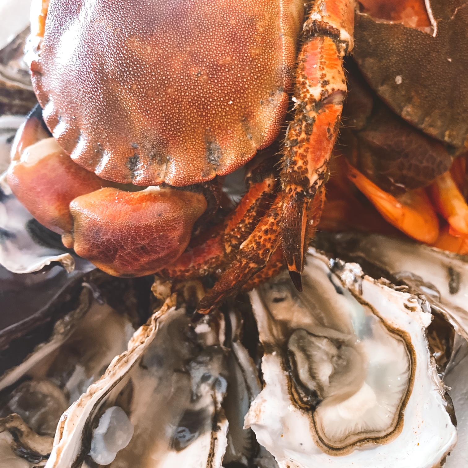 Le jour des fruits de mer