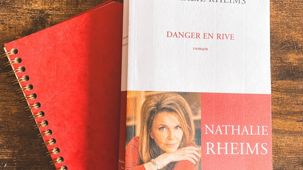 Danger en rive, de Nathalie Rheims : disparaître